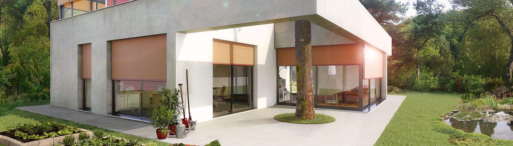 fenster markisen luxol360. Black Bedroom Furniture Sets. Home Design Ideas