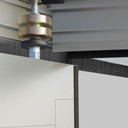 Horizontal-Schiebe-Wand - Luxol360
