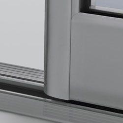 Balkonverglasung SL 25 R