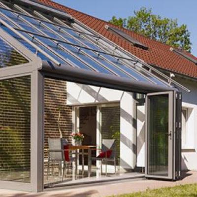 Solarlux Glas Faltwand SDL Nobiles